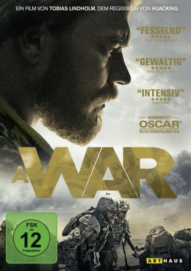A War. DVD.