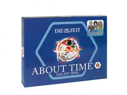 About Time. Das ZEIT-Spiel.