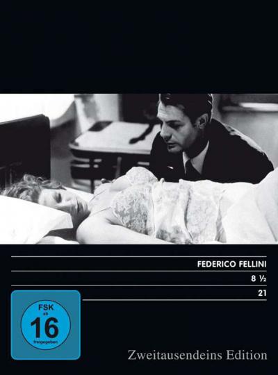 Achteinhalb. DVD.