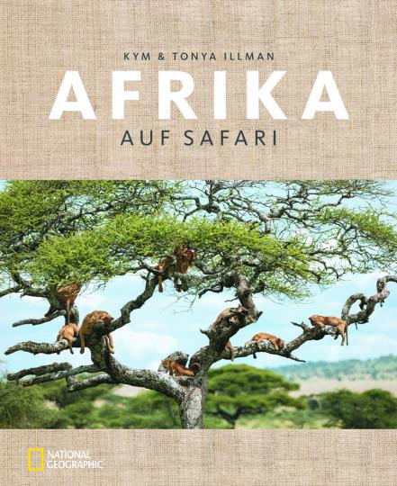 Afrika. Auf Safari.