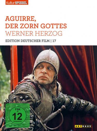 Aguirre, der Zorn Gottes (Edition Deutscher Film). DVD.