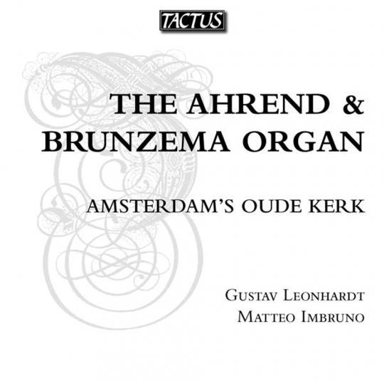 Ahrend- und Brunzema-Orgel Oude Kerk in Amsterdam. CD.