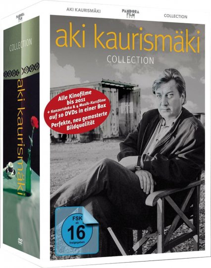 Aki Kaurismäki Collection. 10 DVDs.