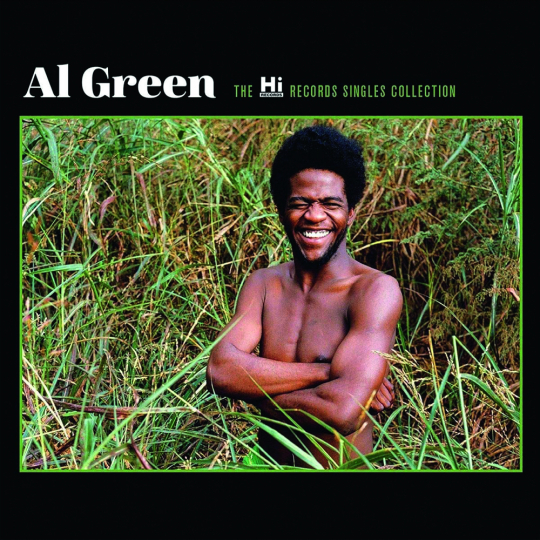 Al Green. The Hi Records Singles Collection. 3 CDs.
