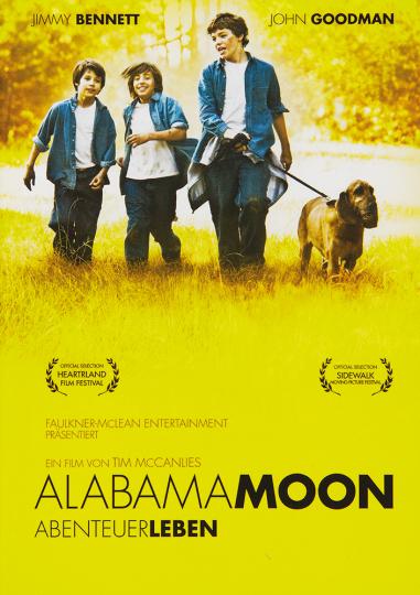 Alabama Moon. DVD.