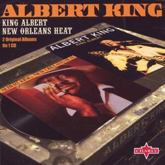 Albert King. King Albert/New Orleans Heat. CD.