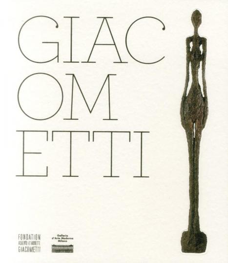 Alberto Giacometti. begegnungen