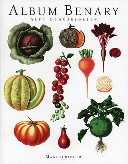 Album Benary - Alte Gemüsesorten.