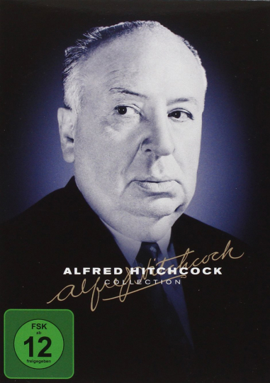 Alfred Hitchcock Collection. 7 DVDs.
