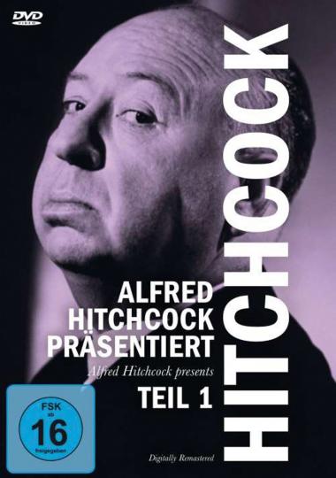 Alfred Hitchcock präsentiert Teil 1. 3 DVDs.