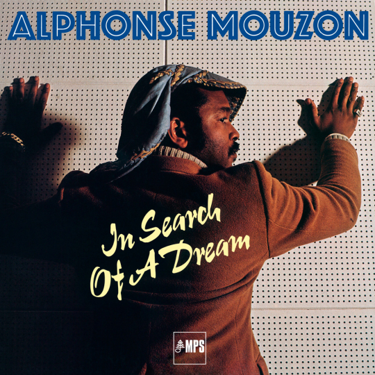 Alphonse Mouzon. In Search of a Dream. CD.