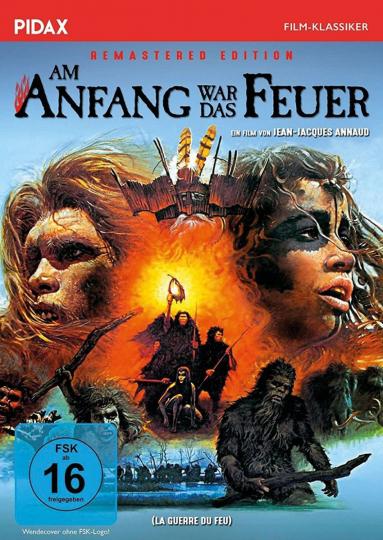 Am Anfang war das Feuer. DVD.