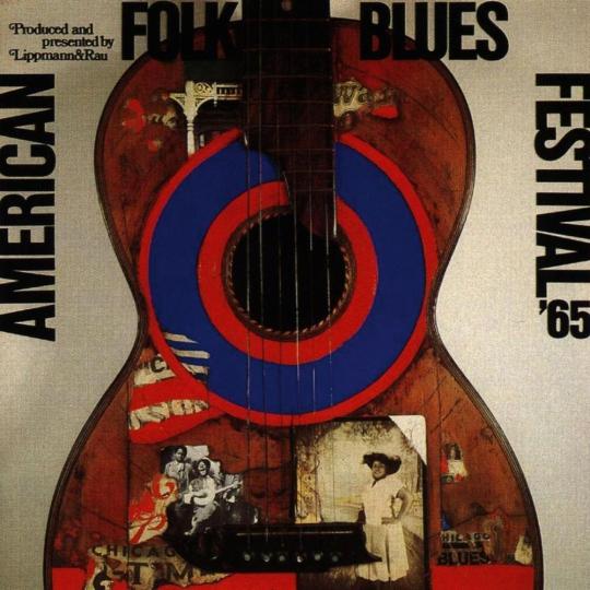 American Folk Blues Festival 1965. CD.