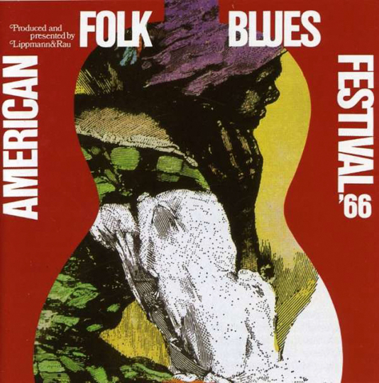American Folk Blues Festival 1966. CD.
