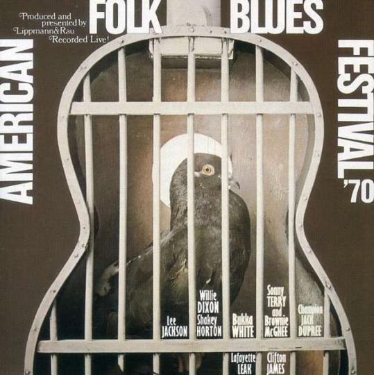 American Folk Blues Festival 1970. CD.