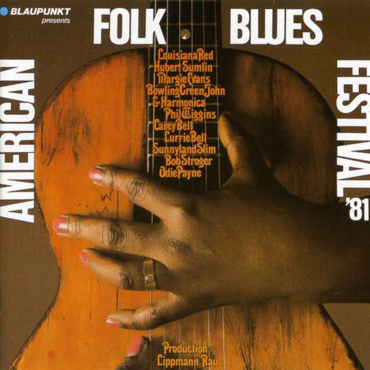 American Folk Blues Festival 1981. CD.