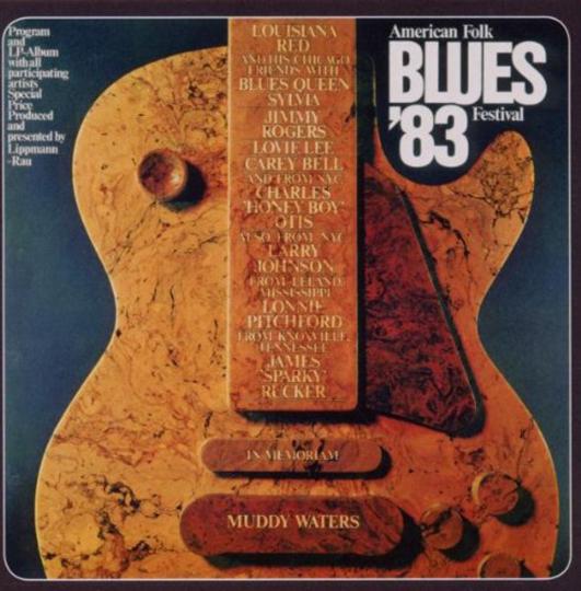 American Folk Blues Festival 1983 (remastered). CD.