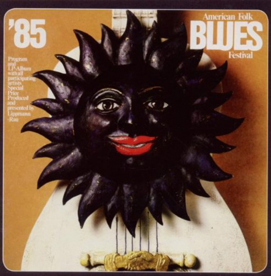 American Folk Blues Festival 1985 (remastered). CD.