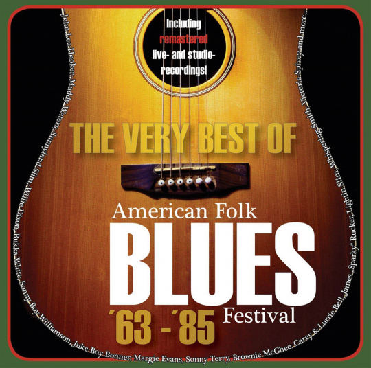 American Folk Blues Festival. Very Best Of 1963-1985. CD.