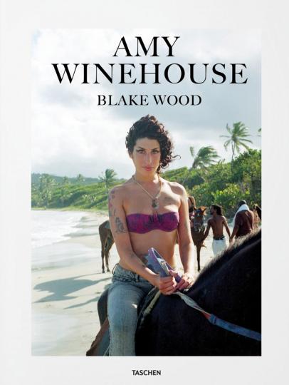 Amy Winehouse. Blake Wood.