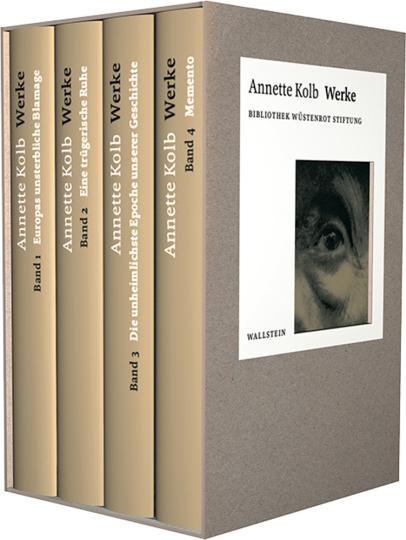 Annette Kolb. Werke.