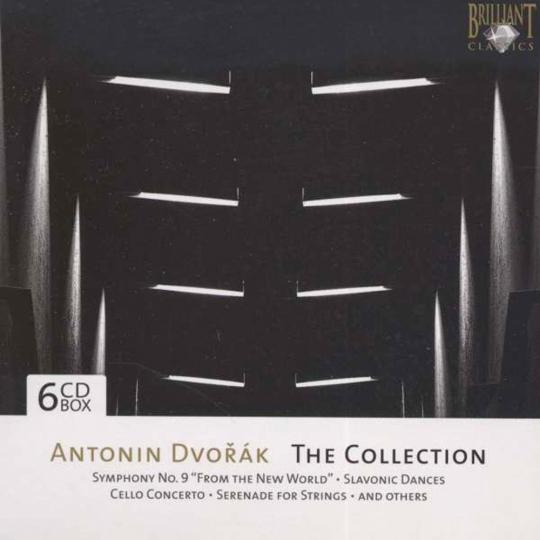 Antonin Dvorak. The Collection. 6 CDs.