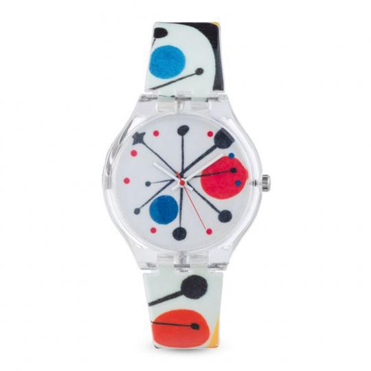 Armbanduhr Kunst Motiv »Alexander Calder«.