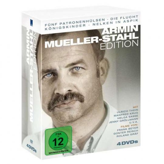 Armin Mueller-Stahl Edition. 4 DVDs.
