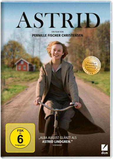 Astrid. DVD.