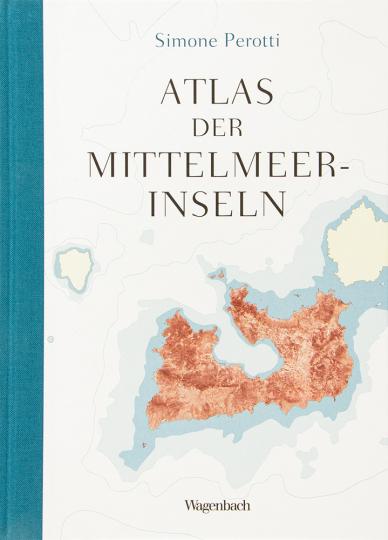 Atlas der Mittelmeerinseln.