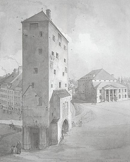 Auf der Suche nach historischer Wahrheit. Der Landschafts- und Architekturmaler Carl August Lebschée (1800-1877).
