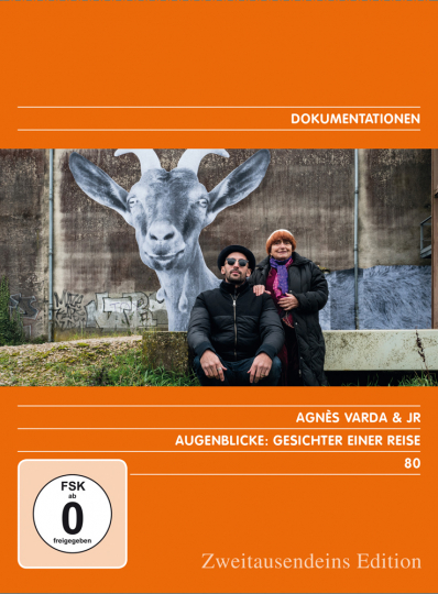 Augenblicke. Gesichter einer Reise. DVD.