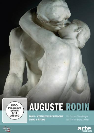 Auguste Rodin. Wegbereiter der Moderne. Divino # Inferno. DVD.