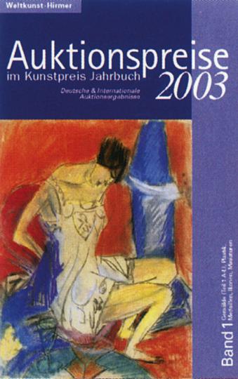 Auktionspreise im Kunstpreis (2 Bände)