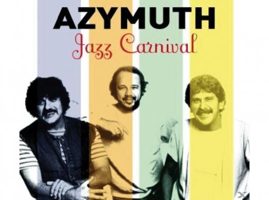Azymuth. Jazz Carnival. CD.