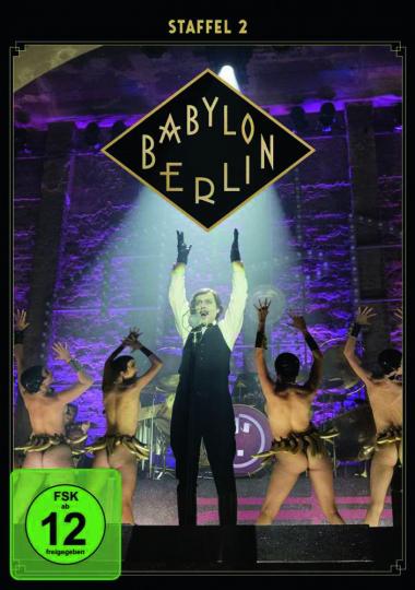 Babylon Berlin. Staffel 2. 2 DVDs.