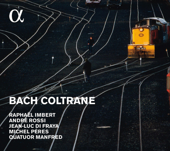 Bach - Coltrane. CD.