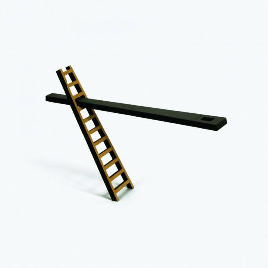 Balancespiel »Leiter«.