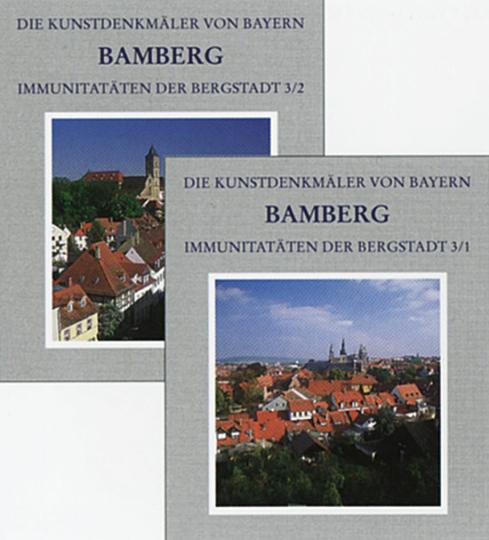 Bamberg - Die Immunitäten der Bergstadt Band 2
