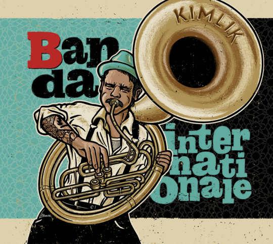Banda Internationale. Kimlik. CD.