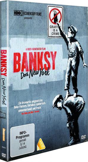 Banksy Does New York (OmU). DVD