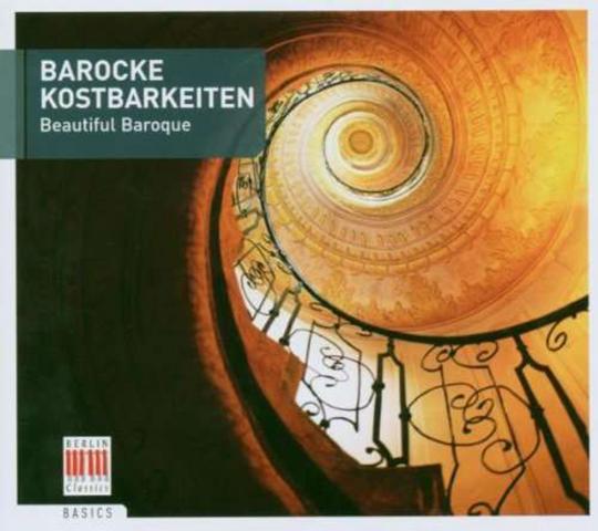 Barocke Kostbarkeiten. CD.