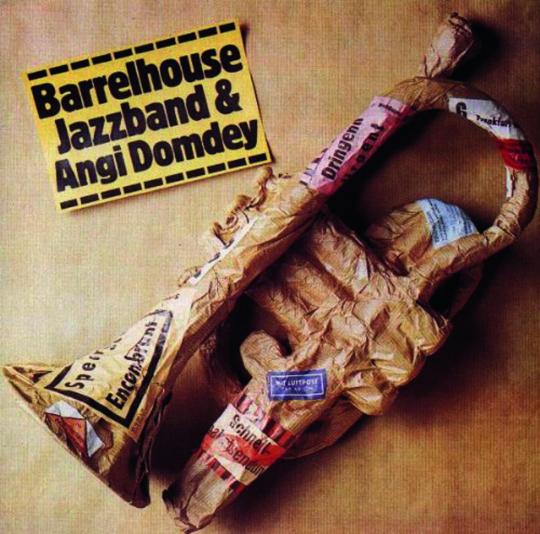 Barrelhouse Jazzband. Barrelhouse Jazzband & Angi Domdey. CD.