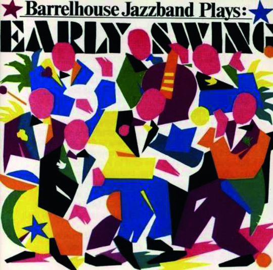 Barrelhouse Jazzband. Early Swing. CD.