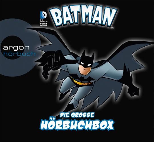 Batman. Die große Hörbuchbox. 6 CDs.