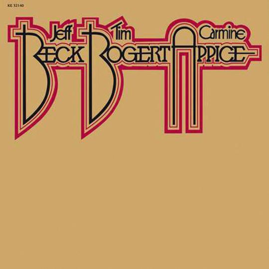 Beck, Bogert & Appice. Beck, Bogert & Appice (180g). LP.
