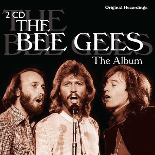 Bee Gees. The Album. 2 CDs.