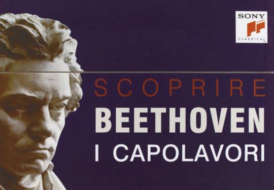 Beethoven Edition. Die Meisterwerke. 34 CDs.