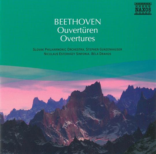 Beethoven. Ouvertüren. CD.