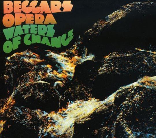 Beggar's Opera. Waters Of Change. CD.